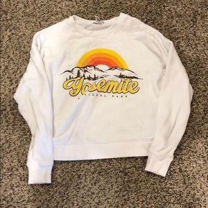 Yosemite lightweight sweatshirt